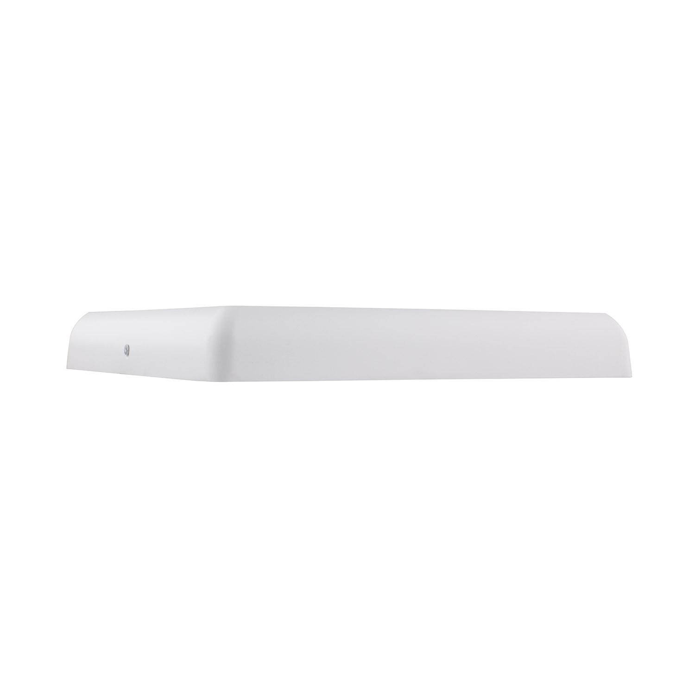 Placa Superfície LED Quadrada White Design 24W
