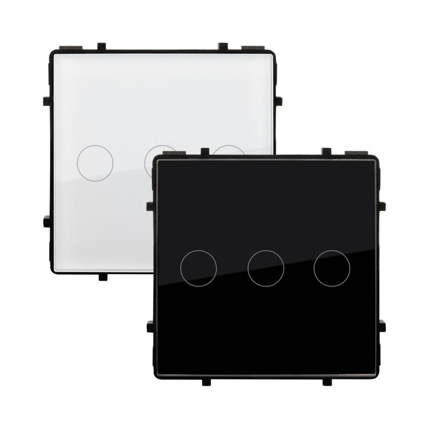 Interruptor Táctil Triple Modern