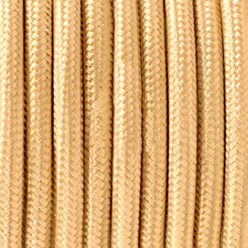 Cable de Suspensión Dorado