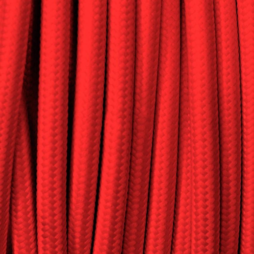 Cabo Têxtil Rojo