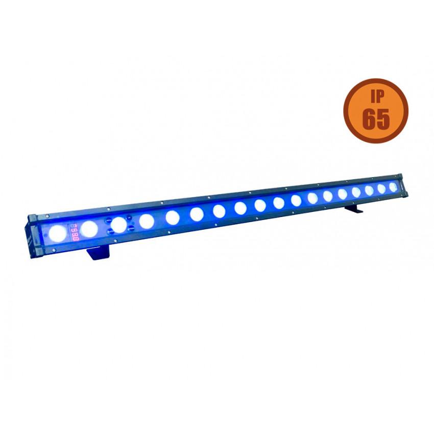 Barra Lineal de Parede LED RGB MBAR 381 IP65 DMX 60W Equipson 28MAR021