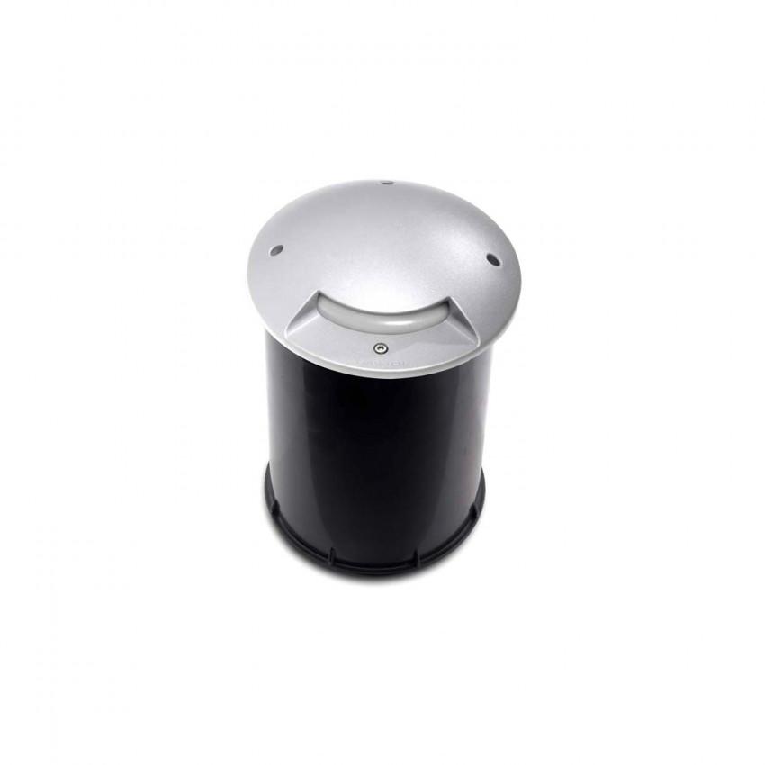Baliza Encastrável de Chão Xena Cinza IP67 LEDS-C4 55-9426-34-M3