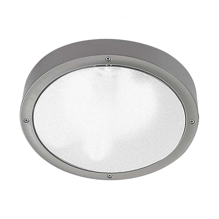 Plafón Basic Aluminium IP65 LEDS-C4 15-9835-34-M1