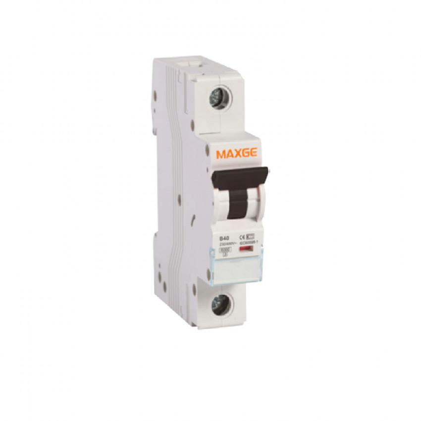 Interruptor Automático Industrial MAXGE 1P-10kA 10-63A