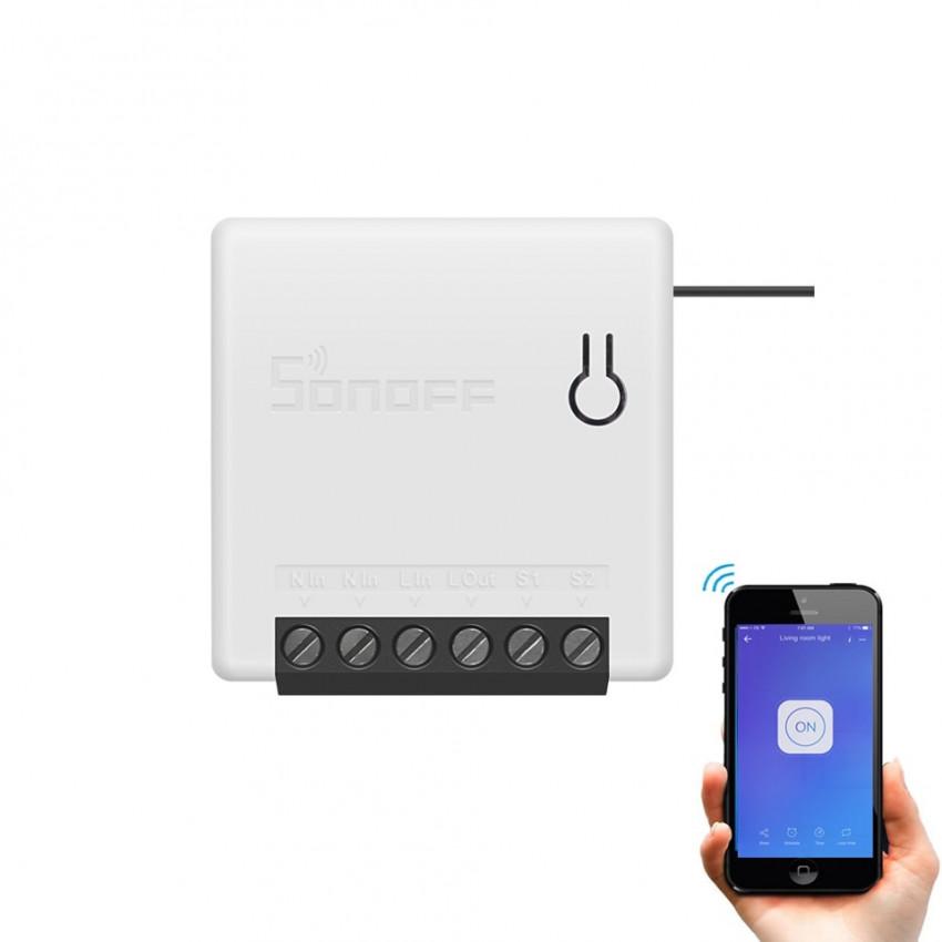 Interruptor Conmutador Smart WiFi SONOFF Mini 10A