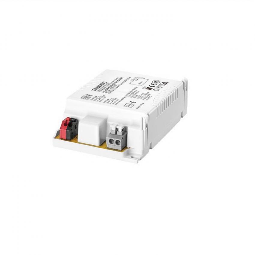 Driver TRIDONIC LC 1050mA fixC C SNC 198-264V Salida 30-43V 45W 87500564