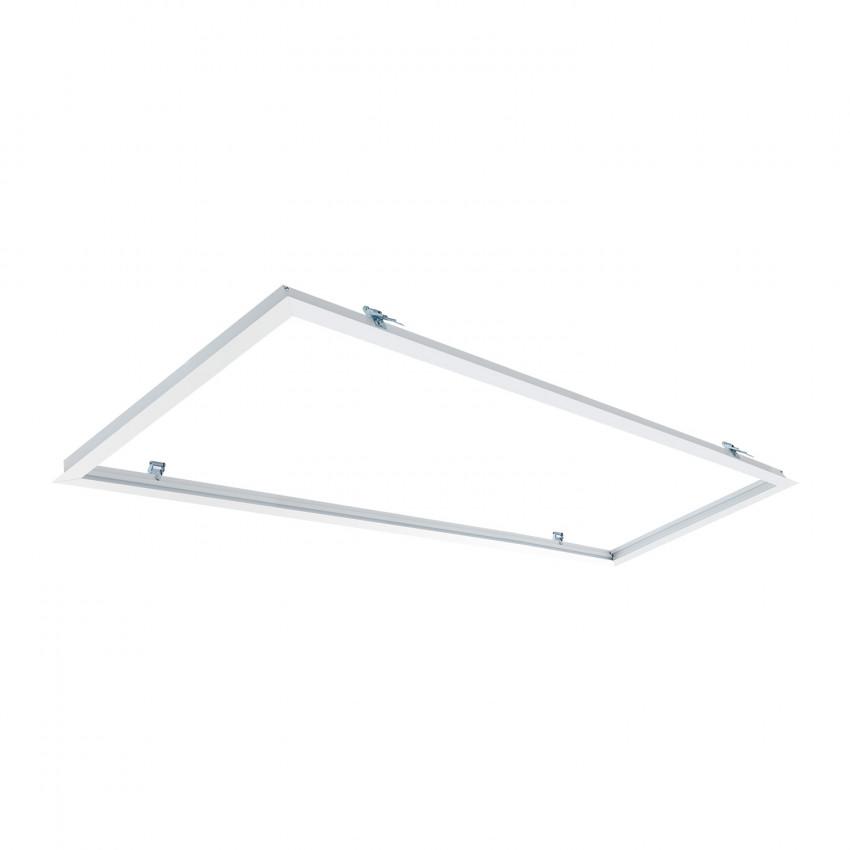 Marco Empotrable para Paneles LED 120x30cm