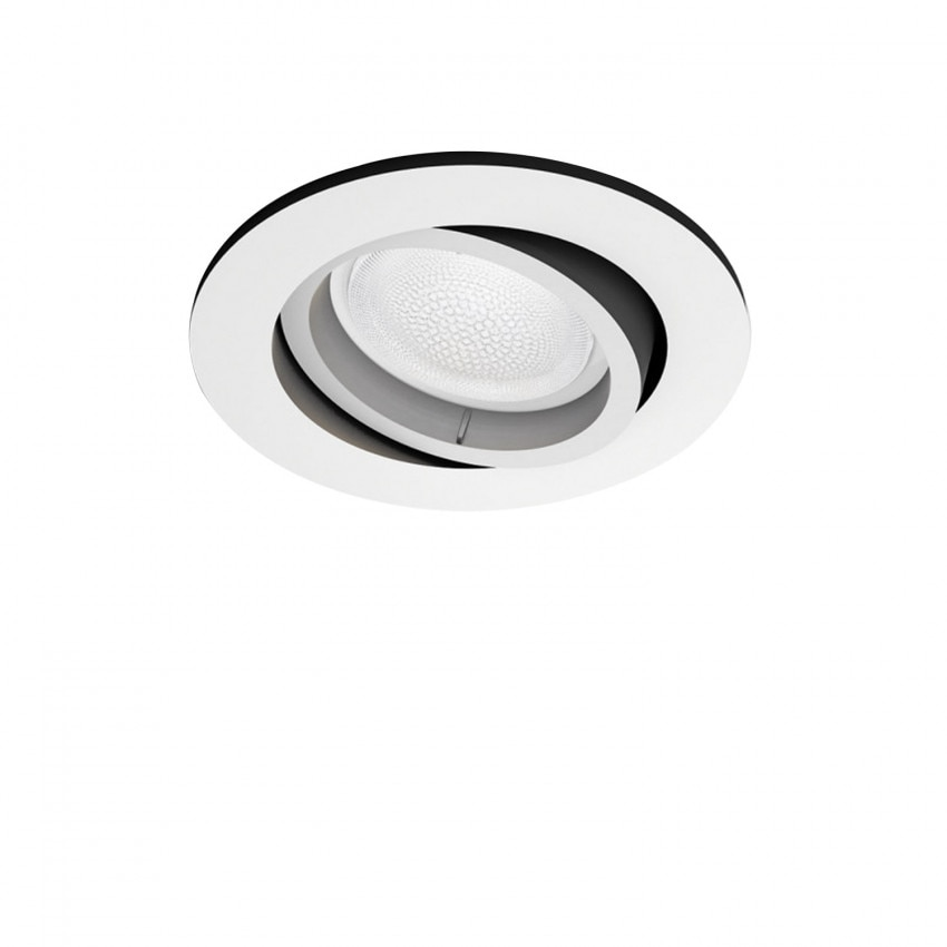 Downlight Circular LED RGBW PHILIPS  Hue White Color Centura 6W