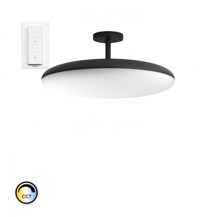 Semi Plafón LED 39W CCT PHILIPS Hue White Ambiance Cher