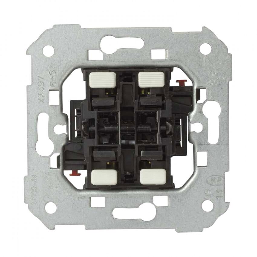 Mecanismo Interruptor Doble Conmutado SIMON 82 75397