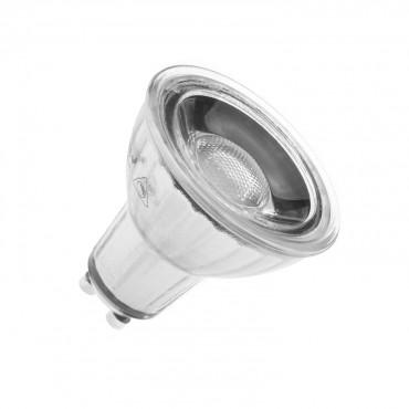 Lámpara LED GU10 COB Cristal 220V 7W