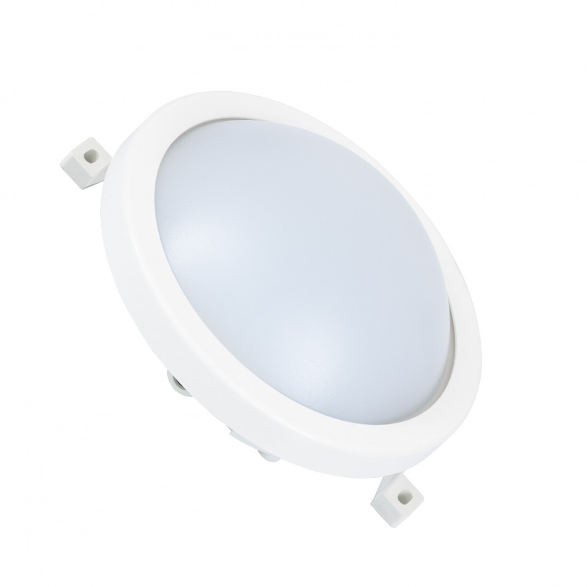 Plafón LED 12W Circular New Hublot White