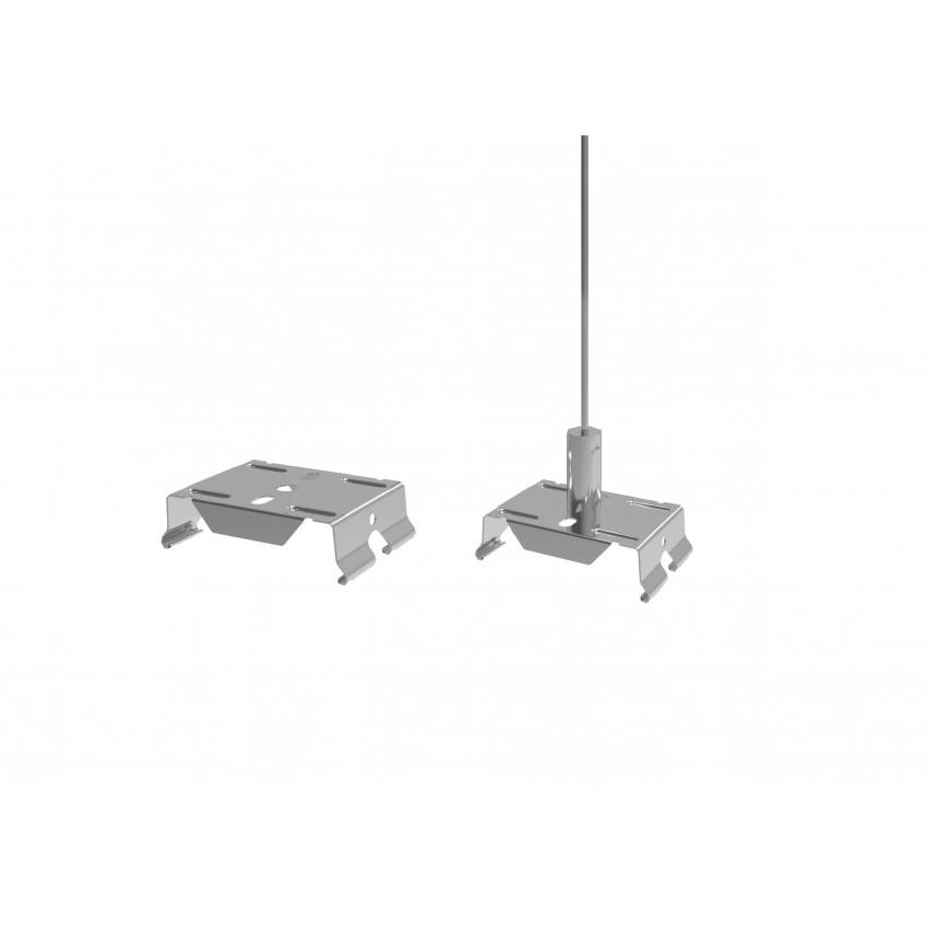 Kit de Suspensión para Barra Lineal LED Trunking
