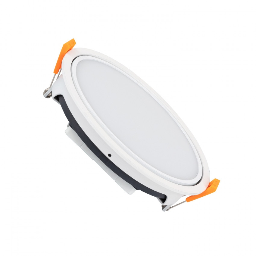 Kit Empotrable con Módulo Circular LED 15W Corte Ø 145 mm