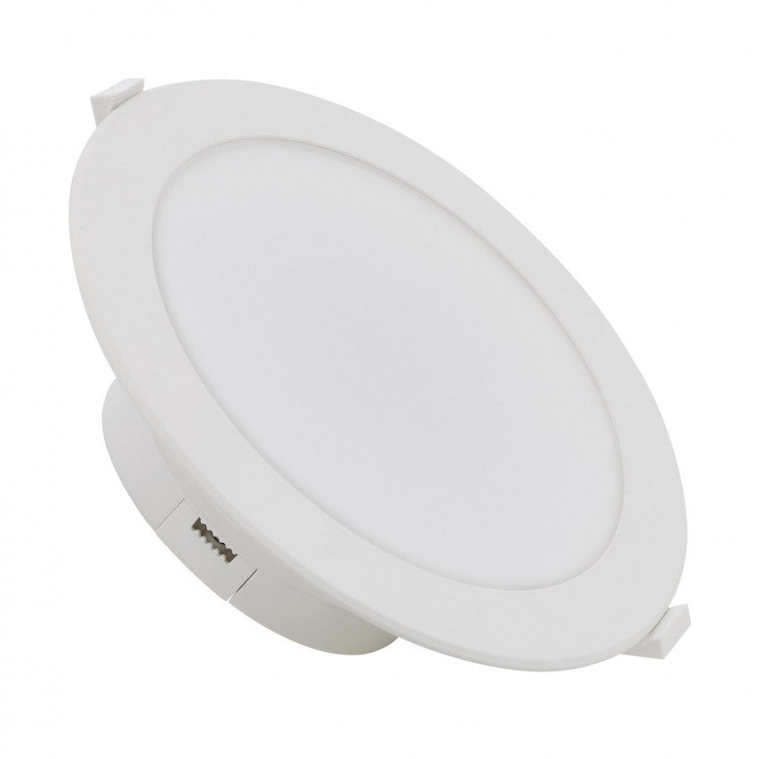 Downlight LED Circular Especial IP44 20W Corte Ø 145 mm