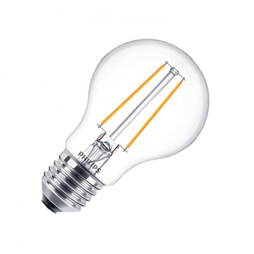 Lâmpada LED E27 A60 Filamento PHILIPS CLA Classic 5.5W