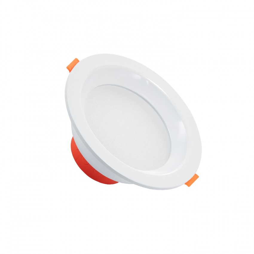 Downlight LED New Lux 6W (UGR19) Corte Ø 95 mm