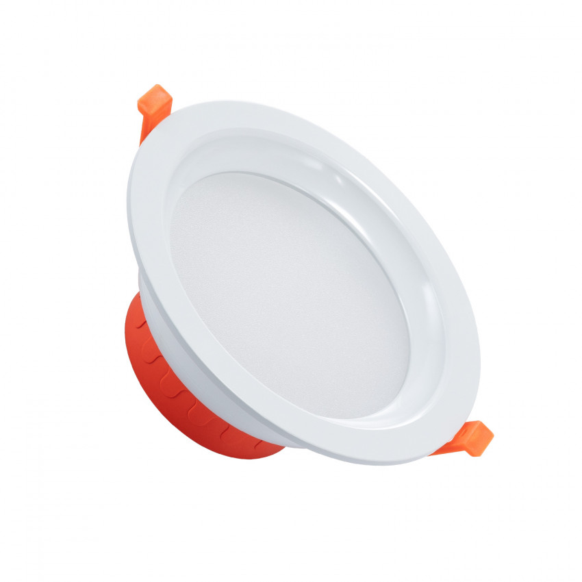 Downlight LED New Lux 12W (UGR19) Corte Ø 135 mm