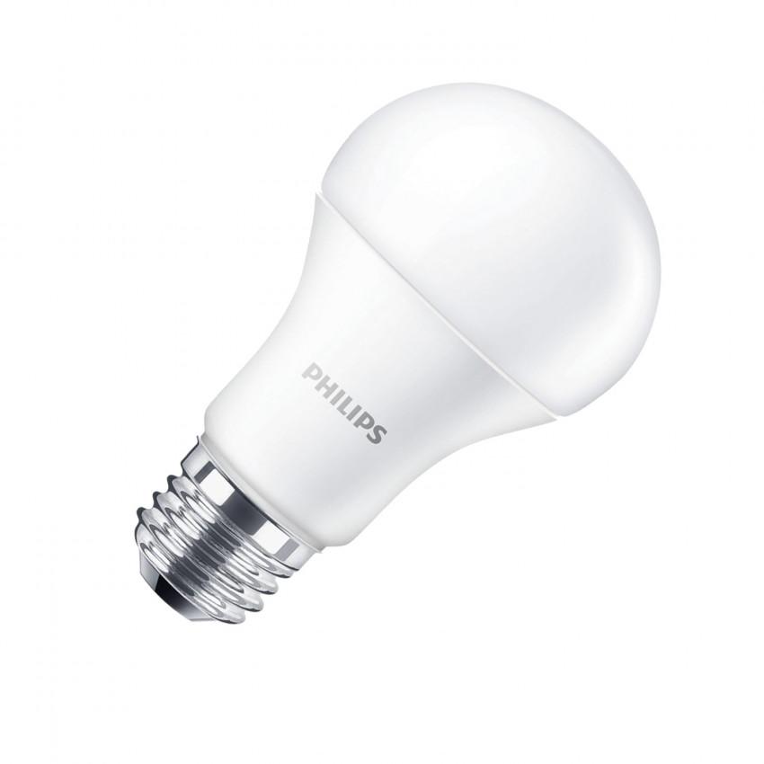 Lâmpada LED E27 A60 PHILIPS CorePro 10W