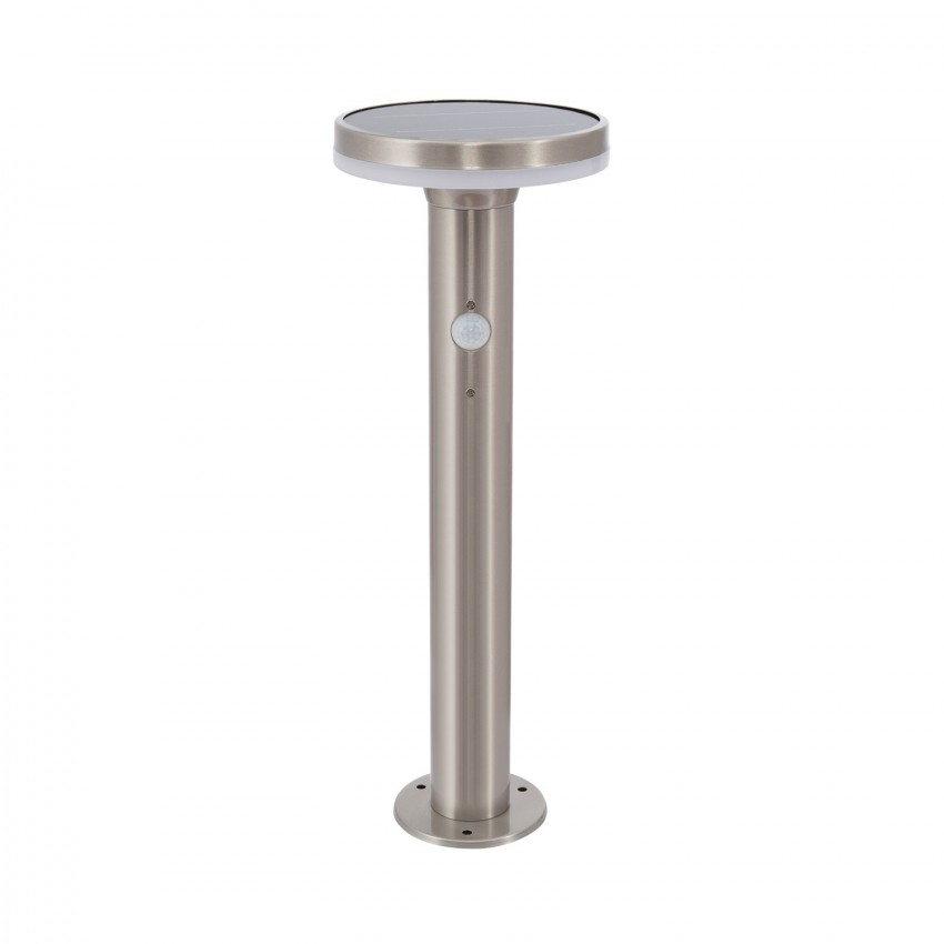 Baliza-LED-Solar-Helios-Inox-con-Detector-de-Movimiento-PIR miniatura 5