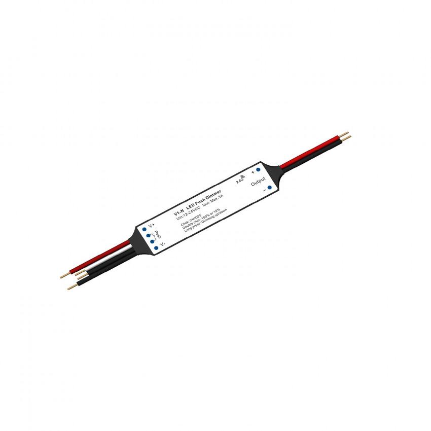 Controlador Fita LED Monocolor para Controle RF