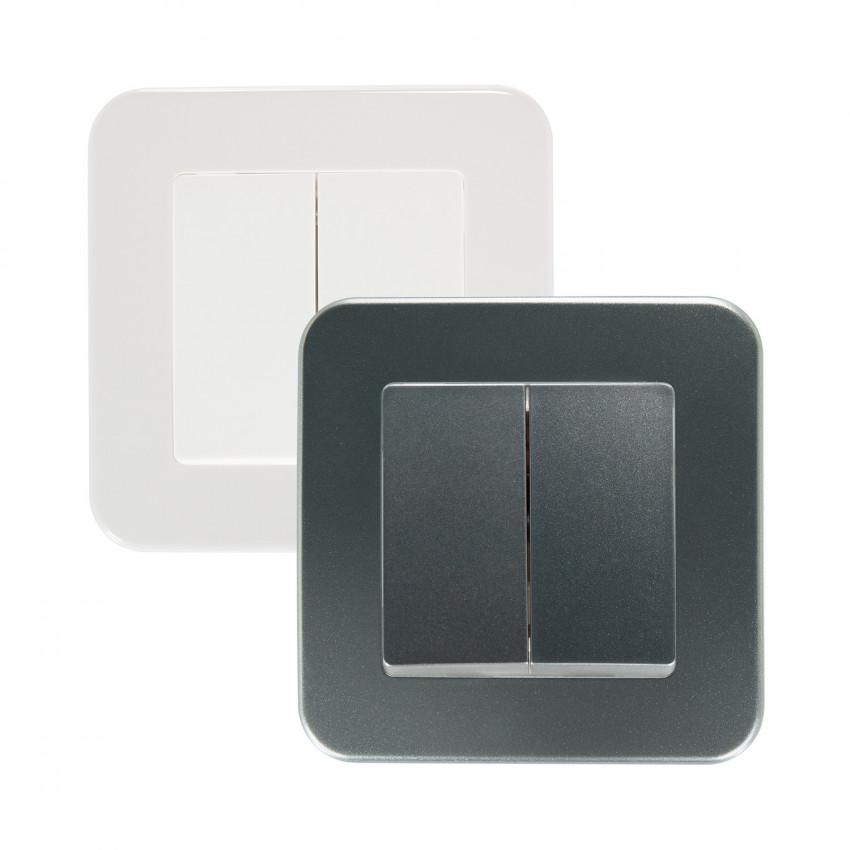 Interruptor Duplo Comutado Classic