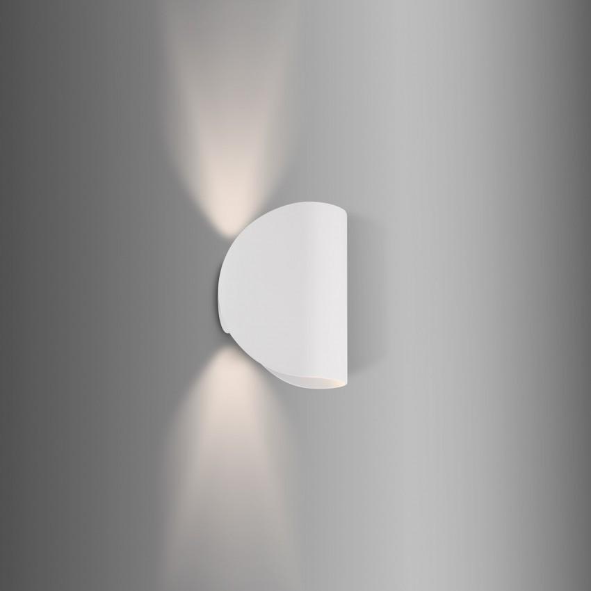 Aplique LED Gaia 6W Blanco Iluminación Doble Cara