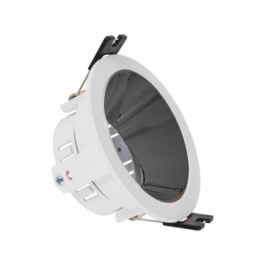 Aro Downlight Cónico PC Galvanizado para Bombilla LED GU10