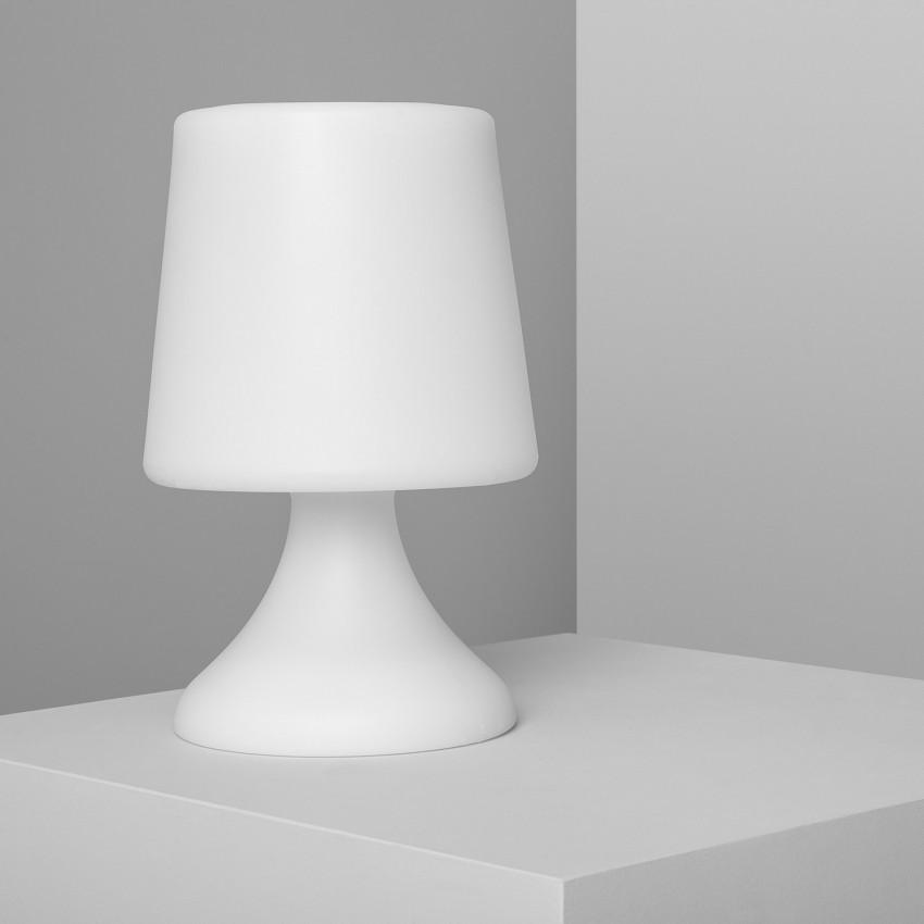 Lámpara de Mesa LED Uyoga RGBW con Altavoz Bluetooth