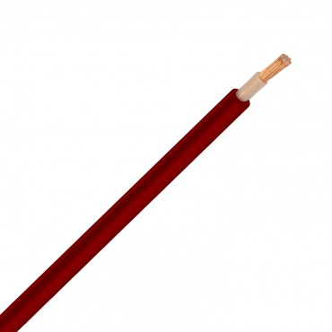 Cable Rojo 6mm2 PV ZZ-F