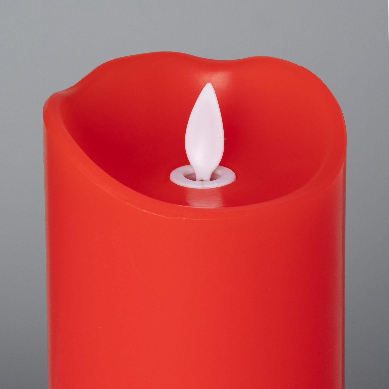 Vela LED Red