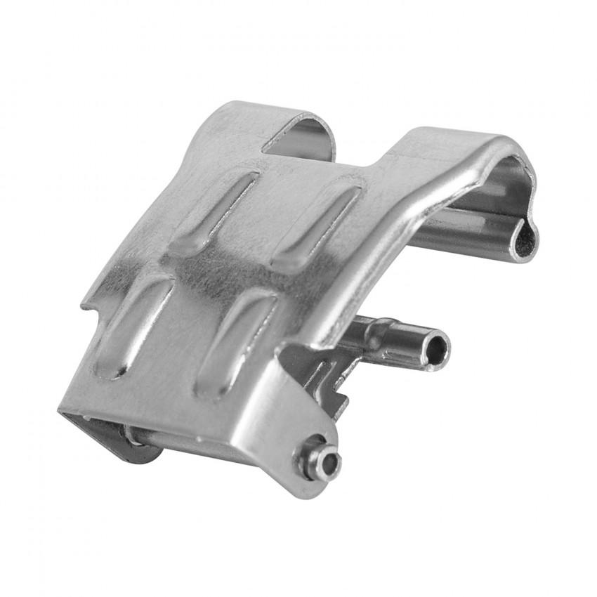 Clip de Fixação Metálico para Telas. À prova de água