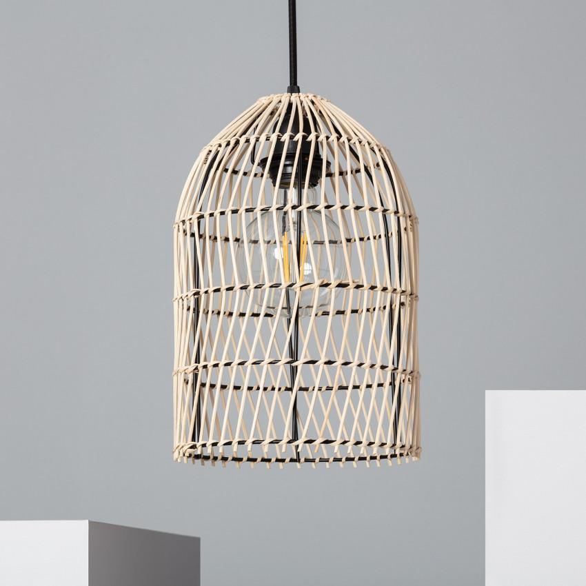 Lámpara Colgante Bambu Tyolip