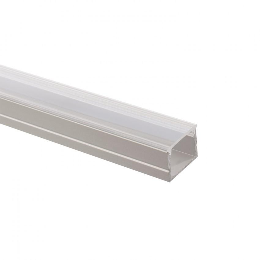 Perfil de Alumínio com Cobertura Contínua para Fitas de LED de 220V Monocolor à Medida