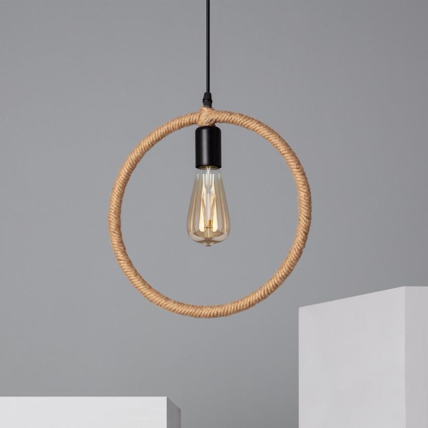 Lámpara Colgante Maumbo Circular