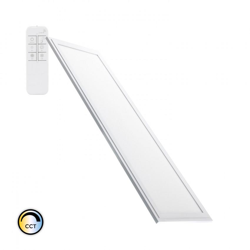 Painel LED Regulável de cor seleccionável 120x30cm 40W 3600lm