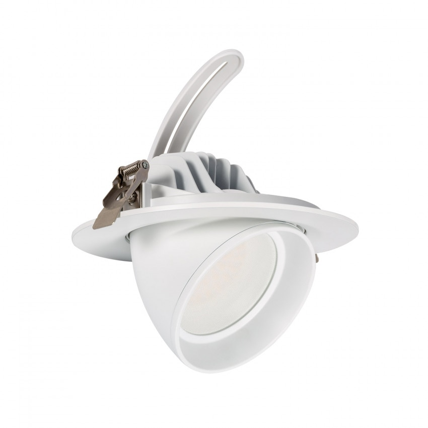 Foco Proyector Direccionable Circular LED 38W SAMSUNG 125 lm/W LIFUD