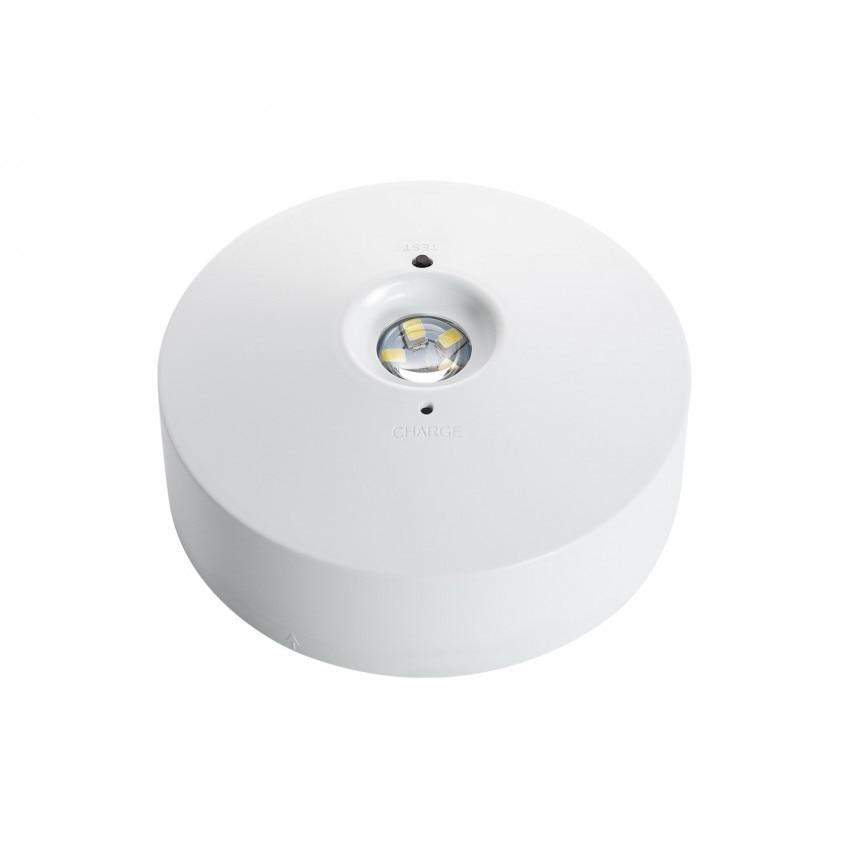 Luz de Emergencia LED Superficie 2.5W