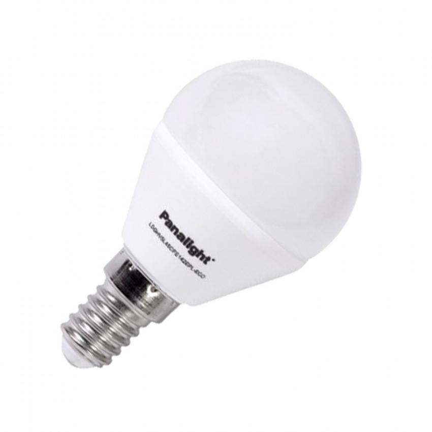 Bombilla LED E14 G45 PANASONIC Frost 4W