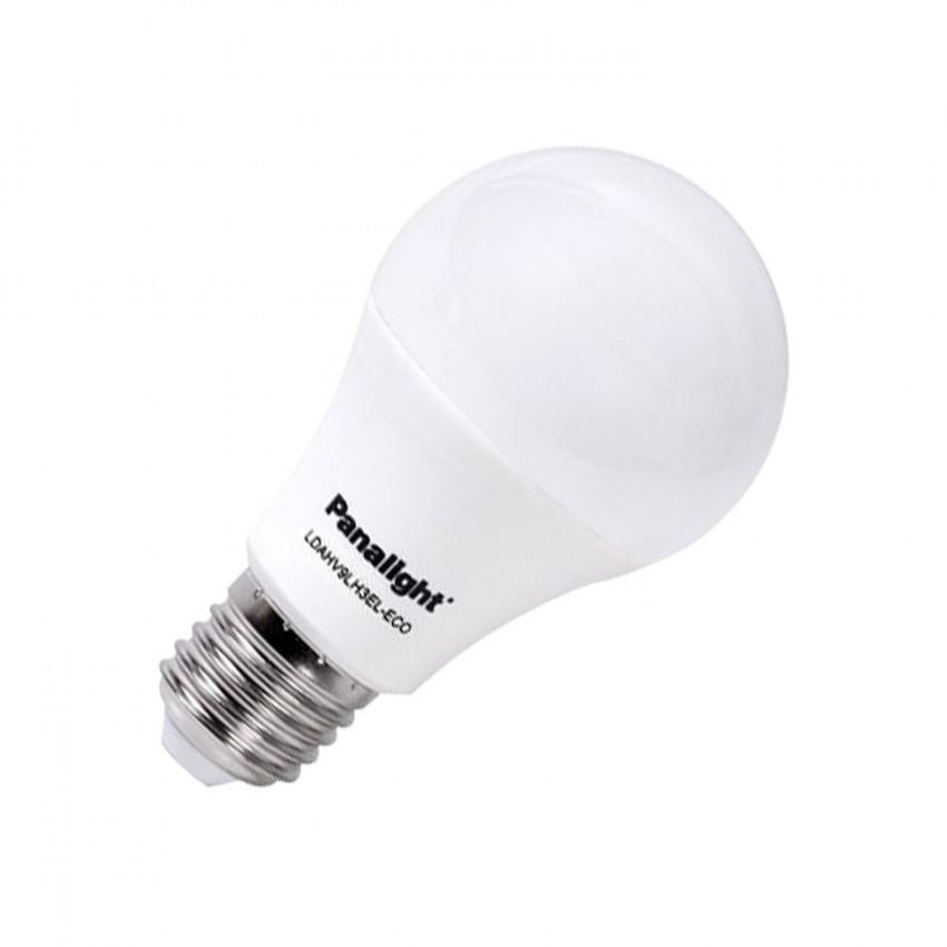 Lâmpada LED E27 PANASONIC Frost Bulbo 9W