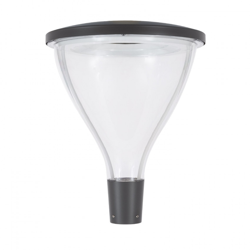 Luminaria LED 60W Clear Garden LUMILEDS MEAN WELL Programable