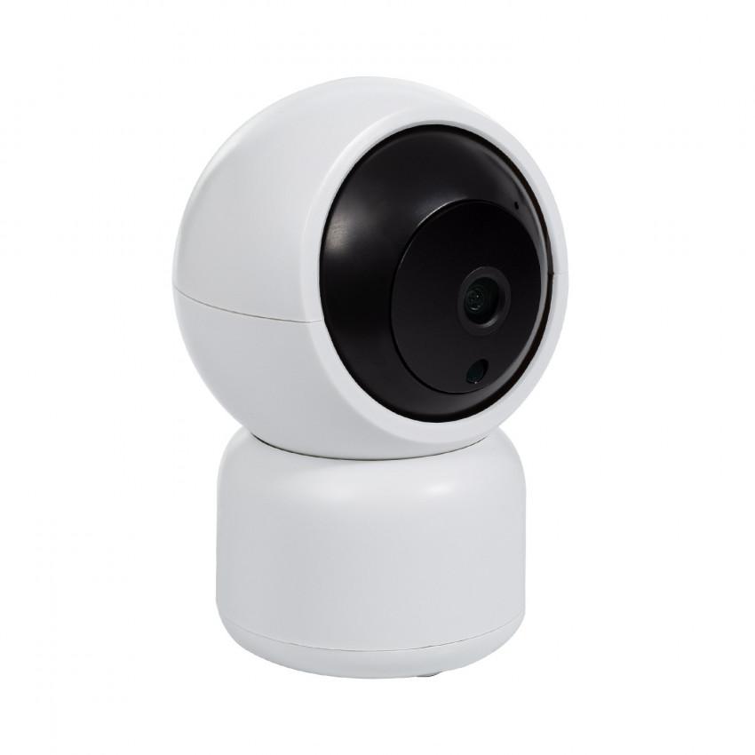 Câmara de Segurança Smart WiFi PTZ 1080p
