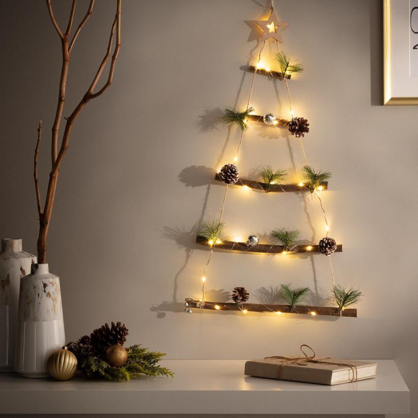Árbol de Navidad LED Woody