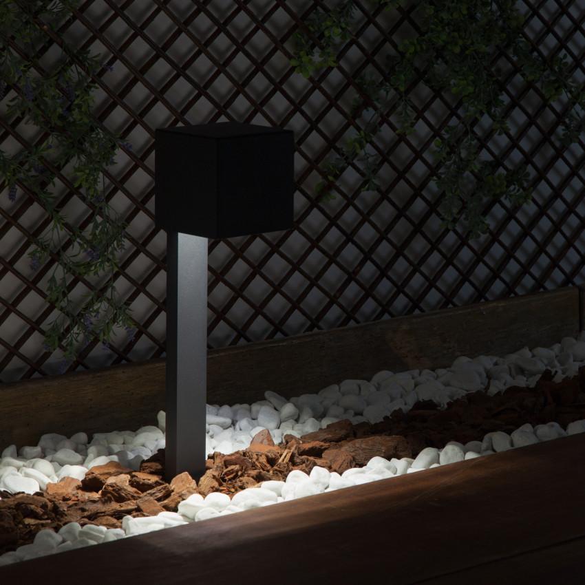Baliza LED Solar Cairo com Detector de Movimento Radar IP65 80cm