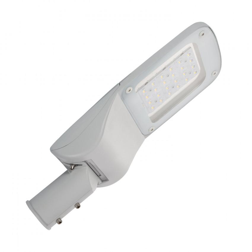 Luminária LED Style City LUMILEDS 60W PHILIPS Xitanium Regulável 1-10V