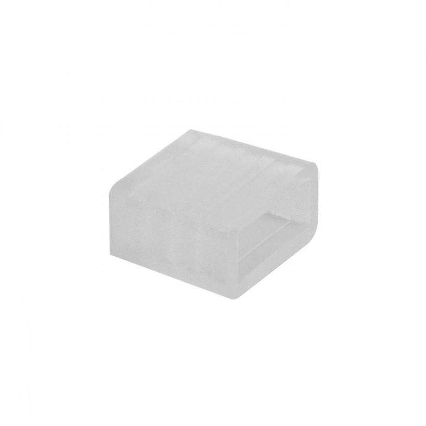 Tapón Final para Tira LED 220V AC 120 LED/m IP65 Corte cada 50cm