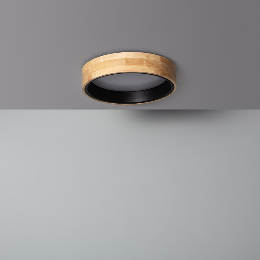 Plafón LED 15W Circular Dari CCT Seleccionable