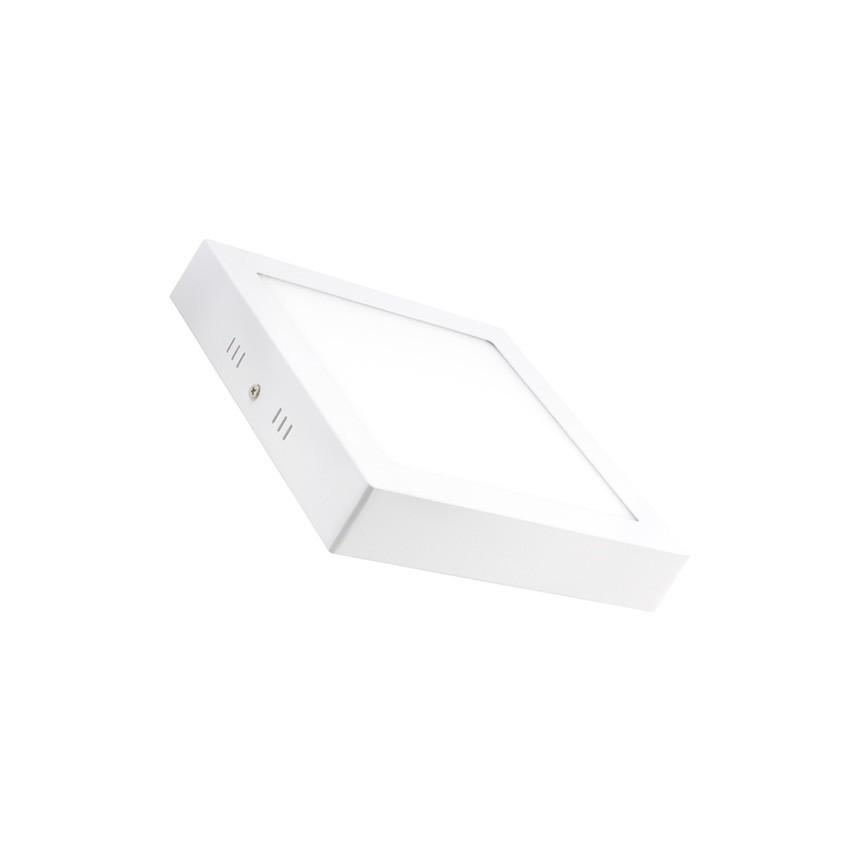 Plafón LED Quadrado 12W