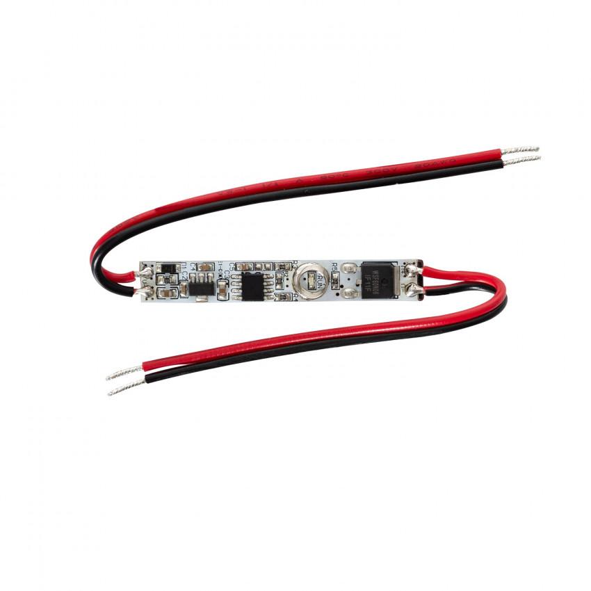 Mini Interruptor Táctil para Fita LED