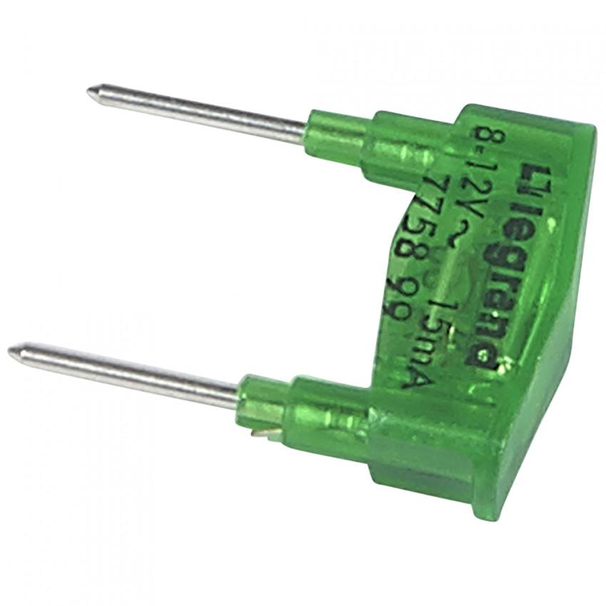 Lámpara de Recambio Plexo para Función Piloto 12V 15mA LEGRAND 069499